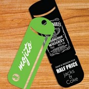 Promotional Beverage Glass Clips