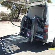 Internal Wheelchair Lifters | Clearway