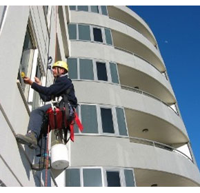 Window & Facade Cleaning