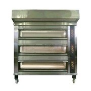 3 Tray 4 Deck Oven | Sinmag Deluxe