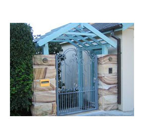 Wrought Iron Gates | Security Gates