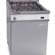 Single Pan Three Basket Electric Fryer | AF813