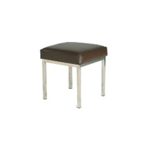 Low Outdoor Stool | Cube