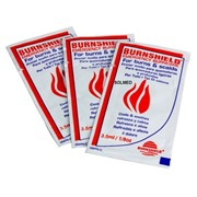 Hydrogel Burns Gel Sachets | Burnshield