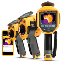 Fluke Professional Ti Series Infrared Cameras
