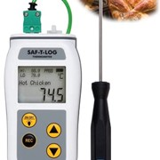 Food Processing Thermometer - Saf-T-Log by Ross Brown Sales