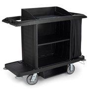 Housekeeping Trolley | Rubbermaid 6189 | Powered