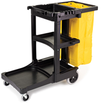 Janitor Cart | Rubbermaid 6173