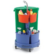 Janitors Cart | Numatic Range