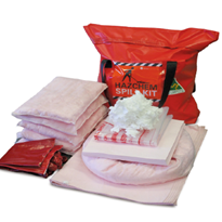 Spill Kit - Hazchem Pack Bag 62L Absorbent Capacity (SKCP)