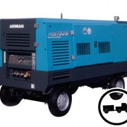 Large Mobile Air Compressors | Airman