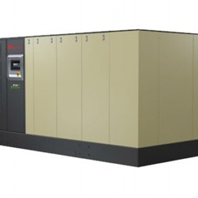 Rotary Screw Air Compressors | Ingersoll Rand Two-Stage