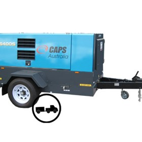 Portable Diesel Compressors | Airman PDS400S-6B1-T