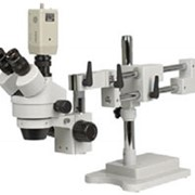 Stereo Zoom Microscope with Counter Balance Stand | ML747