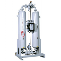 Desiccant Compressed Air Dryers | Conquest