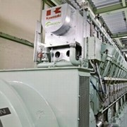 Industrial Gas Turbine Engines | Kawasaki