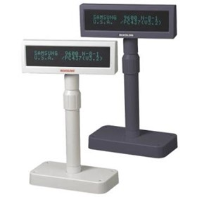 VFD Pole Display USB/Serial | Bixolon BCD-1000D