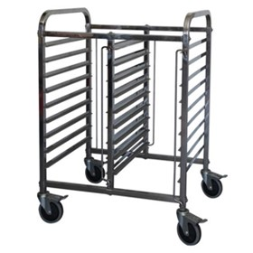 Half Height Trolley | Mantova Gastronome