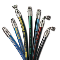 Industrial Braided Hydraulic Hose & Fittings | Eaton Aeroquip