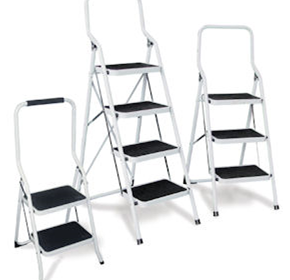 Folding Safety Step Ladder | Cox