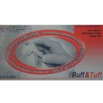 Latex Hypoallergenic Medical Examination Gloves | Ruff & Tuff