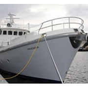 Marine Stainless 2 in 1 used on Nordhavn 62, Pendana