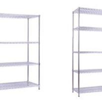 Stainless Steel Wire Shelving | MediMesh