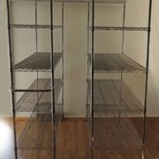 Stainless Steel MultiBay Storage and Shelving | WireMax