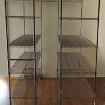 Stainless Steel Multi-Bay Storage | WireMax