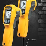 62 MAX, 62 MAX+ Infrared Thermometers