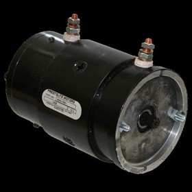 Prestolite DC Motors | MHN 4-1/2 Wound Field (114mm) """"