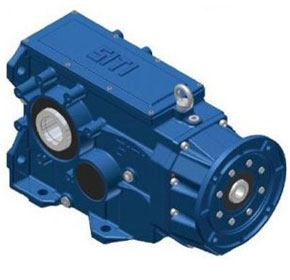 SITI Bevel Helical Gearbox BH | MBH Series