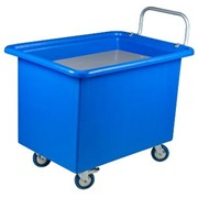 Mobile Tubs with Binsert & Handles | MOT-101-340BUBIH