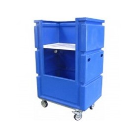 Mobile Laundry Tub | Wagen