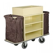 Stainless Steel Maids Cart | Wagen