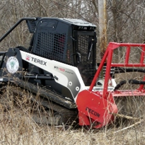 Bull Hog Forestry Mulcher | Fecon