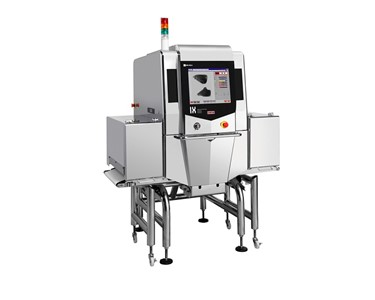 Dual Energy X-ray food inspection system