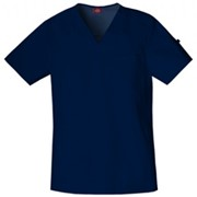 Men's Scrubs Top | Dickies Gen Flex Solid Stitch | 81822