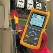 Fluke 43B Power Quality Analyser
