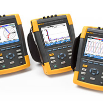 Fluke 430-II Series Three-Phase Power Quality Analysers