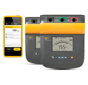 Fluke Connect™ 1555/1550C Insulation Tester