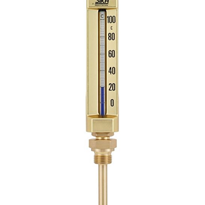 Industrial Thermometer | Type B with Male Thread (nominal size 150) by Ross Brown Sales
