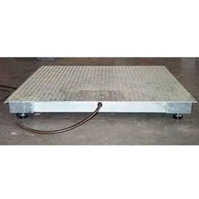 Galvanised/Stainless Steel Pallet Scales | Nuweigh | IH1949 Series