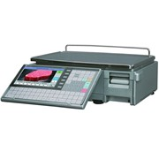 Touch Screen Label Printing Scale | Ishida Uni-7 Series