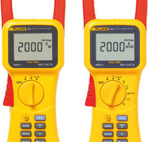 Fluke 350 Series True-rms 2000 A Clamp Meters