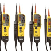 T Series Voltage and Continuity Testers