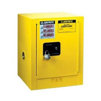 20L Yellow Flammable Storage Cabinet | AU25716