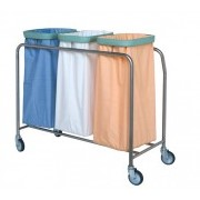 Plastic Linen Carts with Lid | Villard
