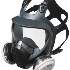 TPE Full Face Respirator | Maxisafe RCF01