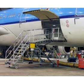 Safety Access Systems & Platforms for Aviation | Power Step